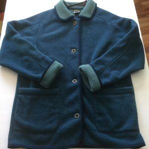 L.L. Bean Fleece Coat
